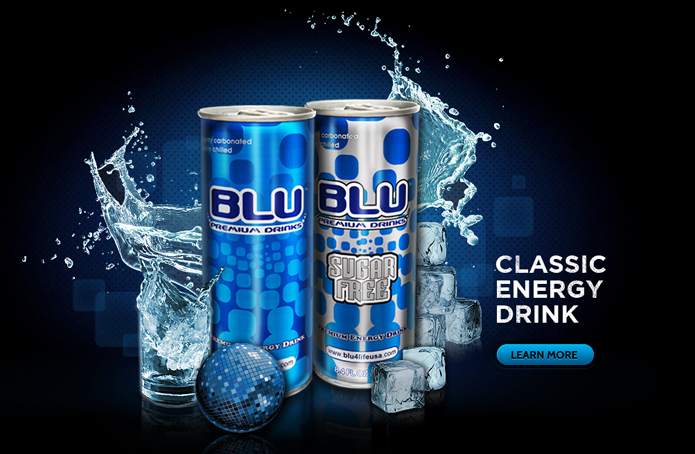 BLU Regular | BLU Energy Drink